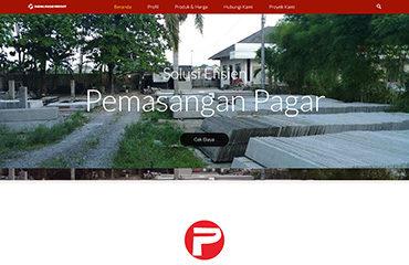 padmaprecast website petaniwebsite jasa website keren perusahaan corporate korporasi bahan bangunan jasa kelola website upload foto tulisan terjemahan